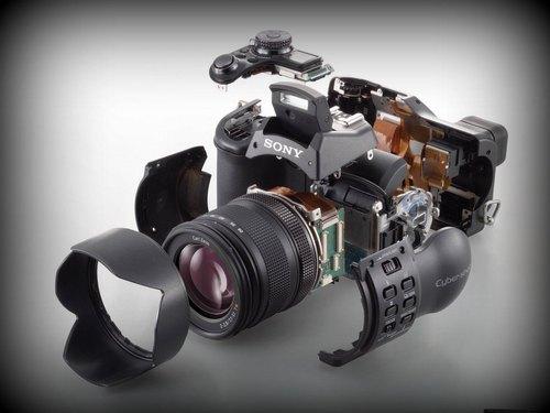 service camera